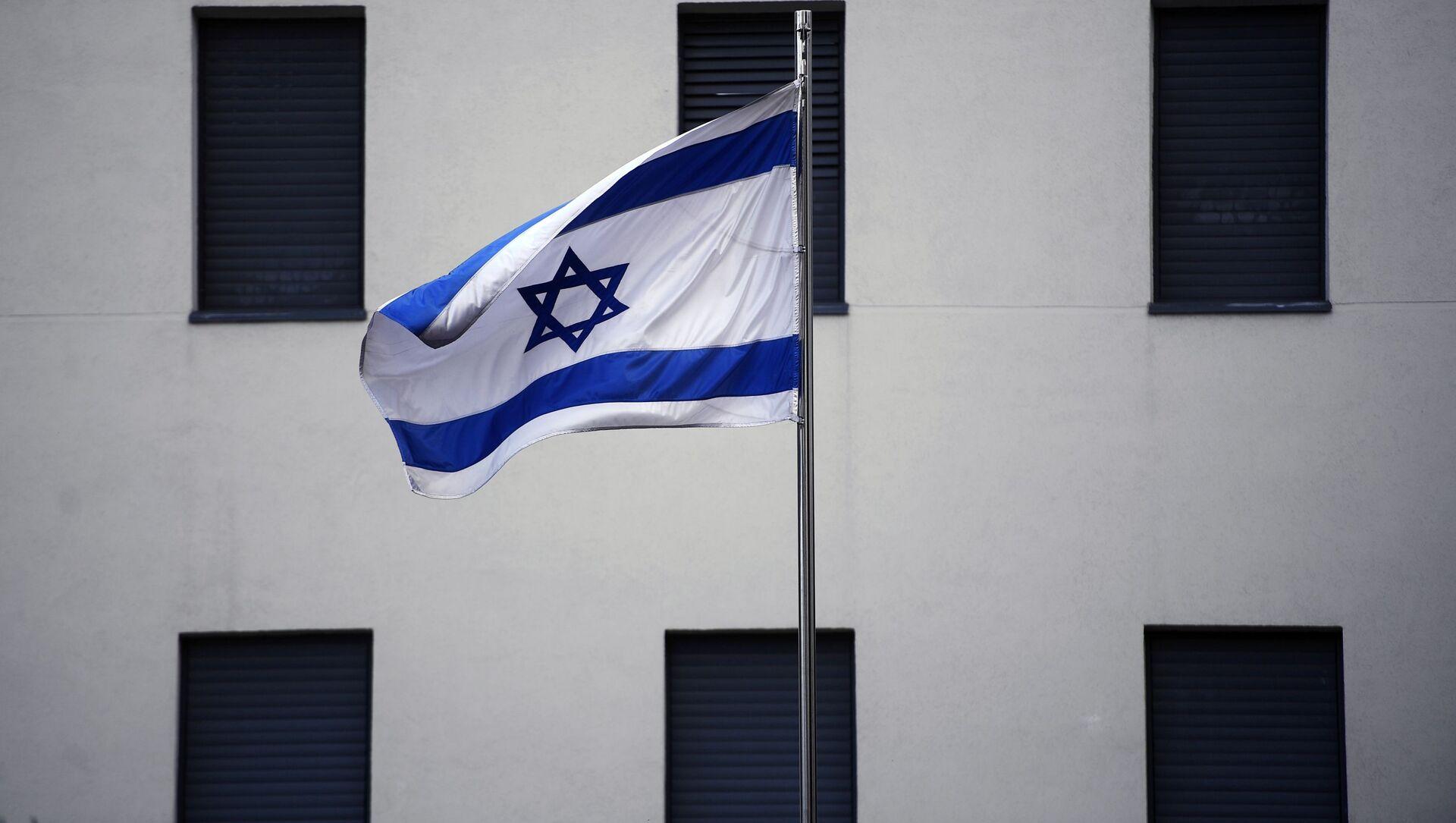 Bandiera Israele - Sputnik Italia, 1920, 27.02.2021