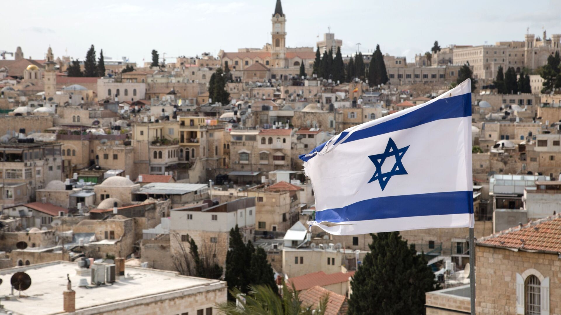 Bandiera Israele - Sputnik Italia, 1920, 25.06.2021