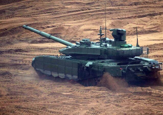 Il carro armato T-90M