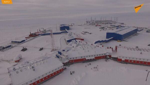Base russa in Artico - Sputnik Italia