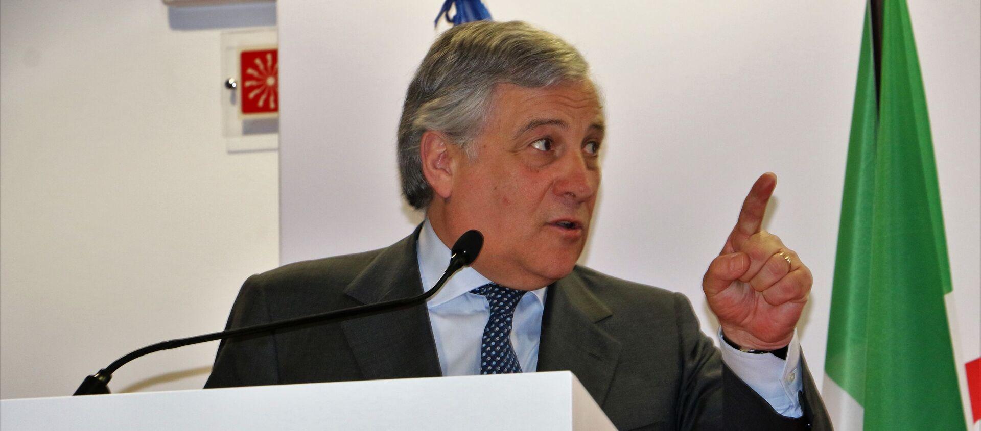 Antonio Tajani - Sputnik Italia, 1920, 11.02.2021