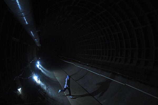 Il Bunker-703 di Mosca  - Sputnik Italia