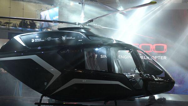 L'elicottero VRT500 della holding Russian Helicopters  - Sputnik Italia