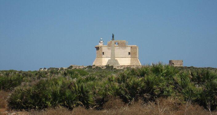 Il Forte di Capo Passero