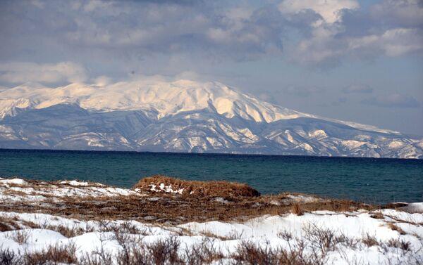 Vista su Hokkaido da Kunashir - Sputnik Italia