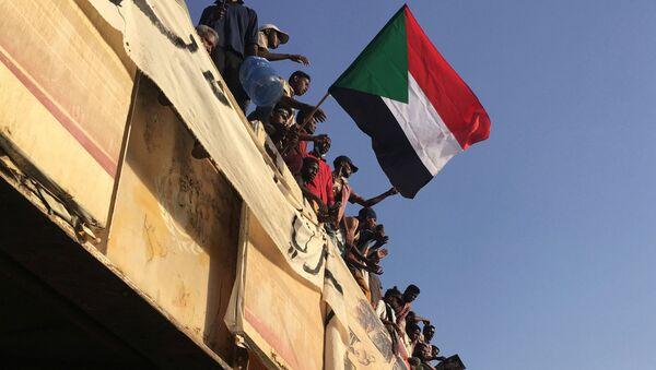 Le proteste in Sudan - Sputnik Italia