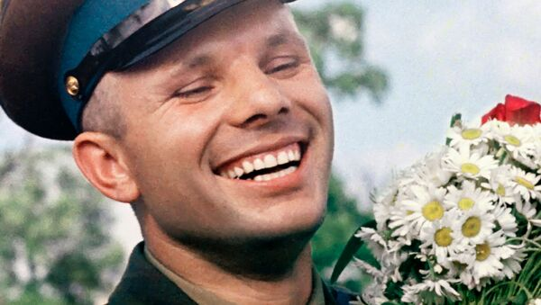 Yuri Gagarin  - Sputnik Italia