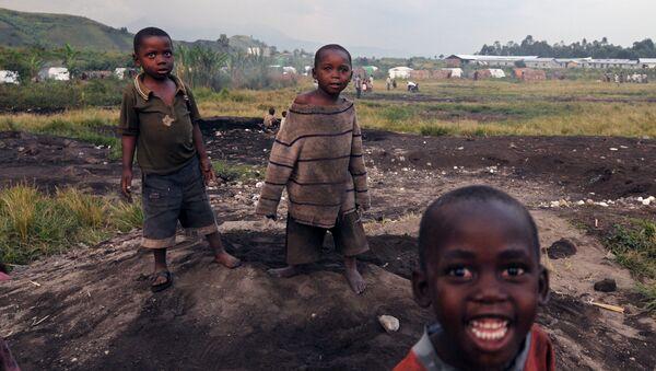 Bambini in Congo - Sputnik Italia