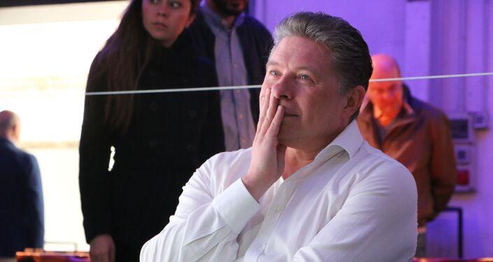 Alexander Okhonko, CEO di Vertolety Rossii Technologies (VR Technologies)