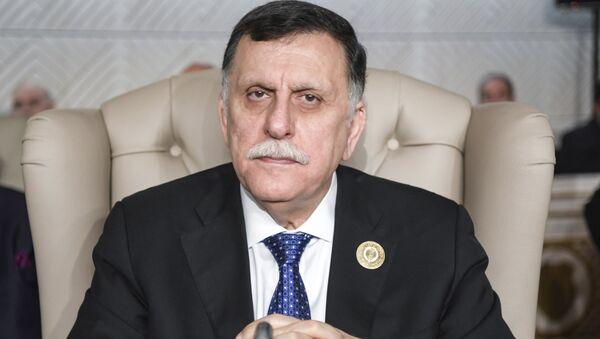Il primo ministro del Governo di Accordo nazionale libico Fayez al-Sarraj - Sputnik Italia