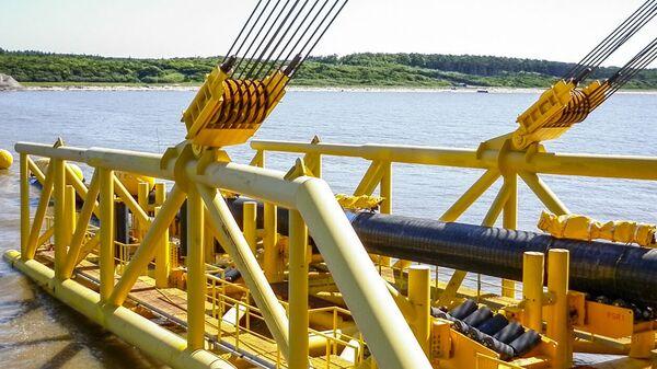 Gasdotto Baltic Pipe - Sputnik Italia