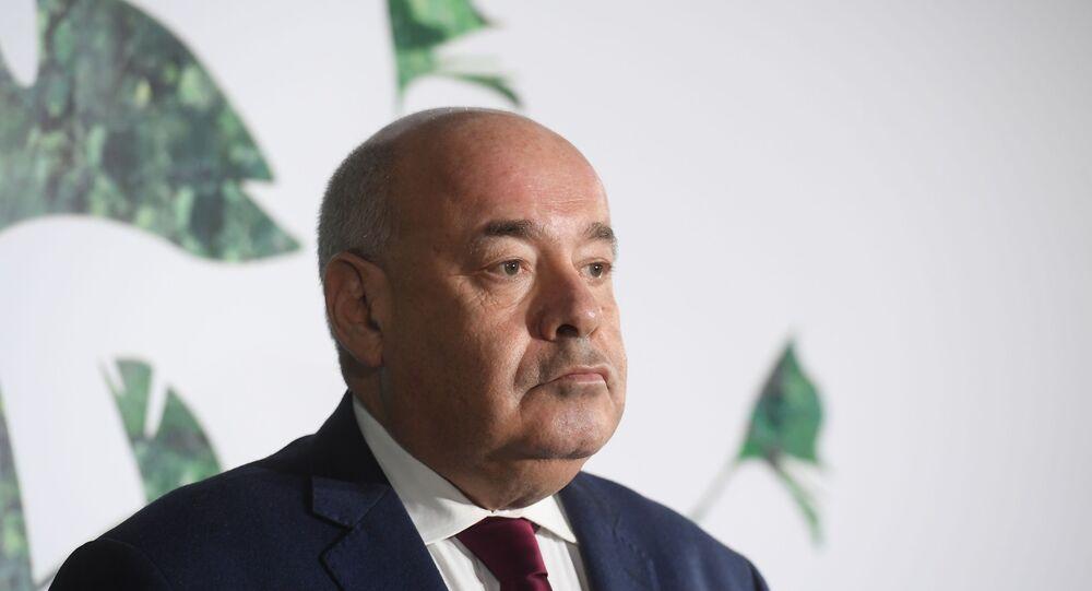 Michail Shvydkoy, rappresentante speciale del Presidente della Federazione russa per la Cooperazione culturale internazionale
