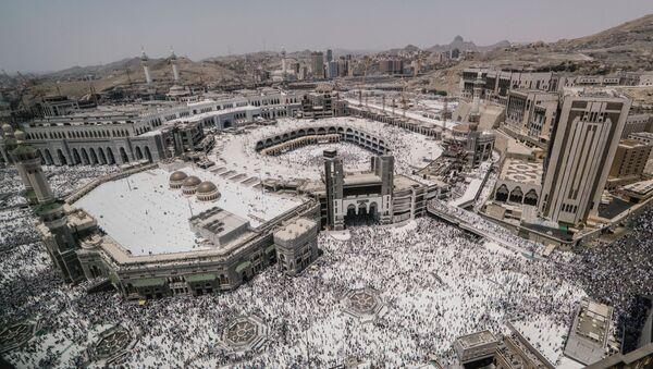 La Masjid al-Haram, o Grande Moschea, a La Mecca - Sputnik Italia