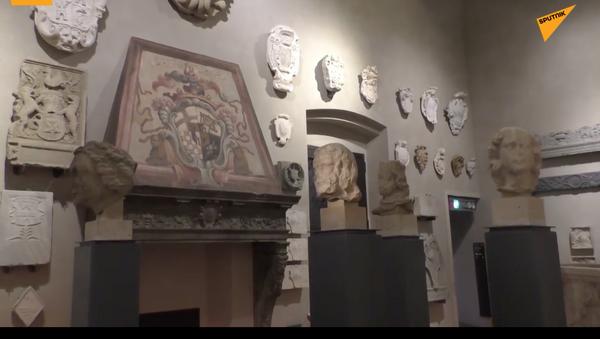 Quattro sculture da Notre-Dame esposte a Torino - Sputnik Italia