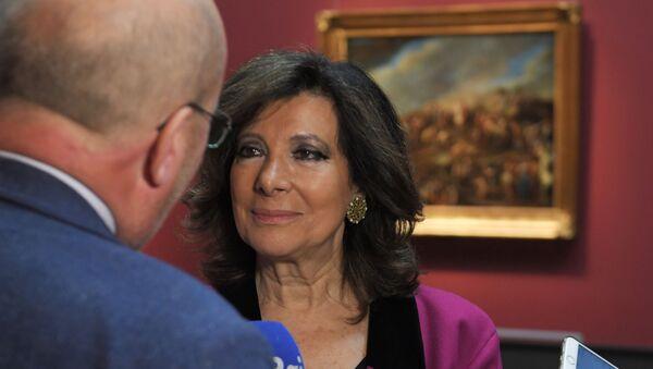 La presidente del Senato, Elisabetta Casellati - Sputnik Italia