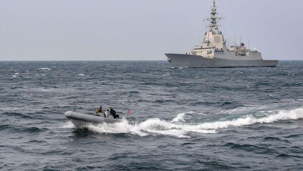 L'USS Gravely - Sputnik Italia