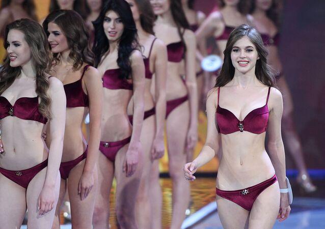 La nuova Miss Russia Alina Sanko.