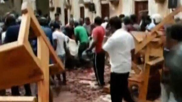 Le esplosioni in Sri Lanka - Sputnik Italia