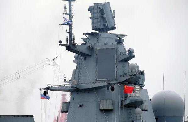 Navi russe in Cina - Sputnik Italia