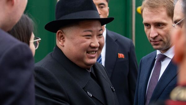 Kim Jong-un è arrivato in Russia - Sputnik Italia