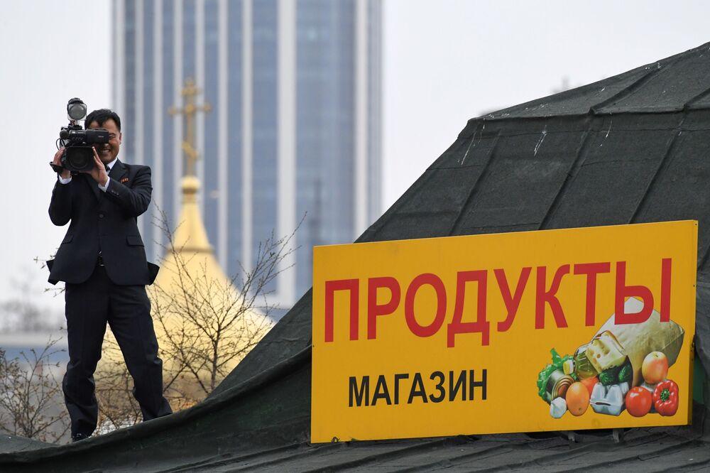 La visita di Kim Jong Un in Russia
