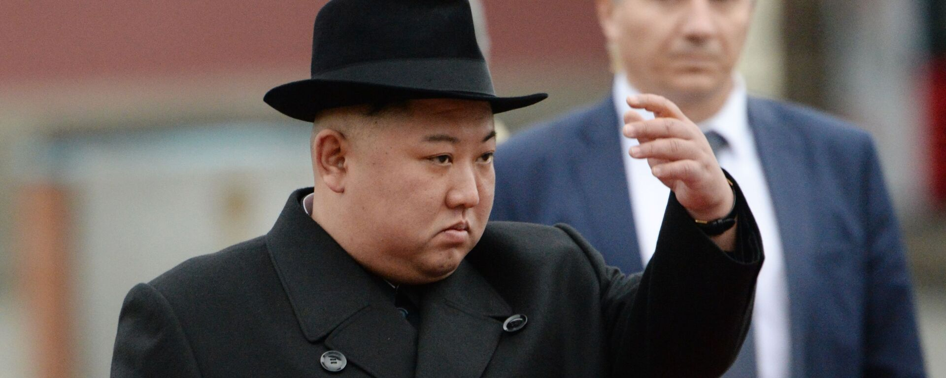 Kim Jong-un è arrivato a Vladivostok - Sputnik Italia, 1920, 05.06.2021