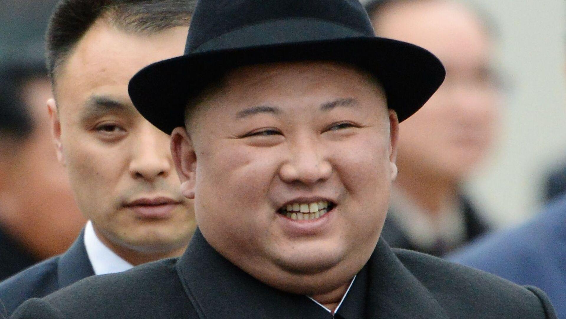 Kim Jong-un è arrivato a Vladivostok - Sputnik Italia, 1920, 25.02.2021