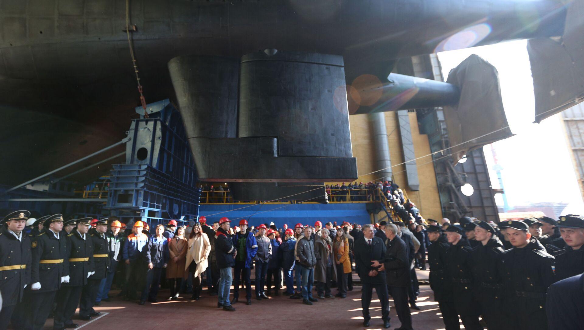 Il sottomarino russo Belgorod - Sputnik Italia, 1920, 07.04.2021