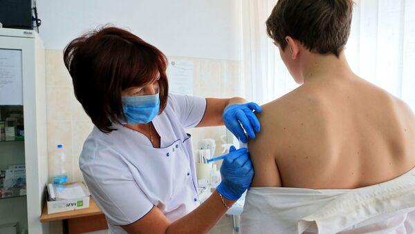 La vaccinazione  - Sputnik Italia