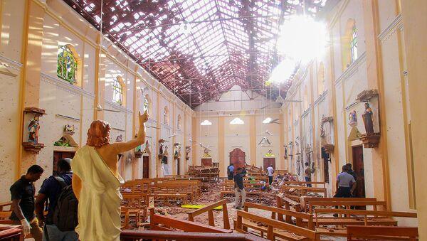 Stragi di Pasqua nello Sri Lanka - Sputnik Italia