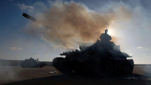 L'esercito nazionale libico - Sputnik Italia