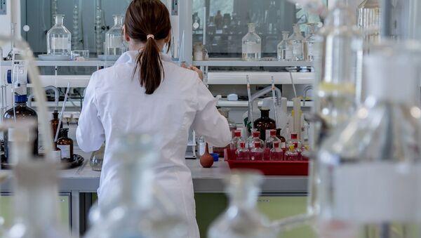 Laboratorio di chimica - Sputnik Italia