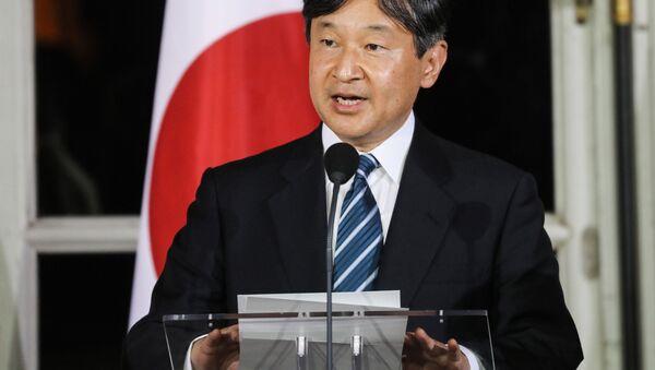Naruhito, il figlio dell'imperatore nipponico Akihito  - Sputnik Italia