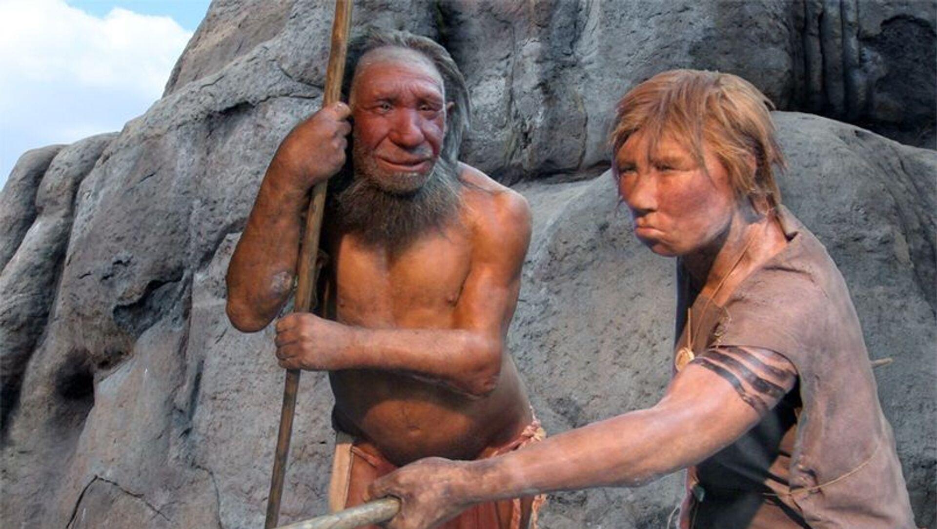 Neanderthal Museum - Mettmann (GER) - Sputnik Italia, 1920, 05.03.2021