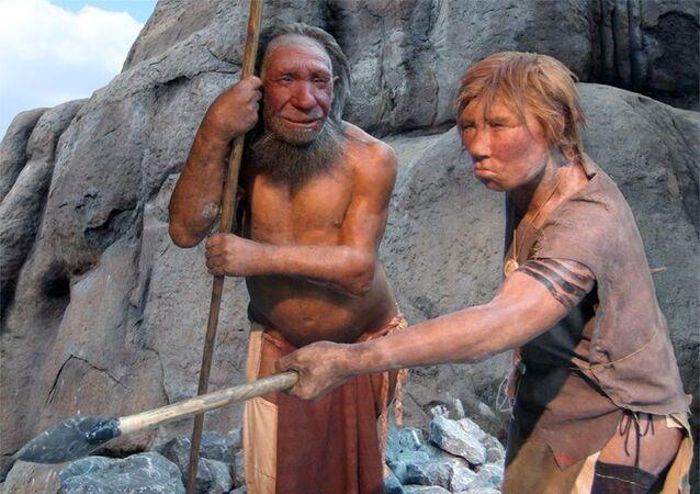 Neanderthal Museum a Mettmann (Germania)