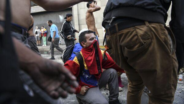Disordini in Venezuela - Sputnik Italia