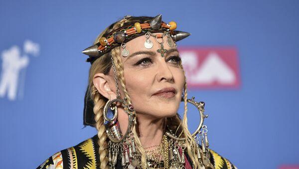 Madonna - Sputnik Italia