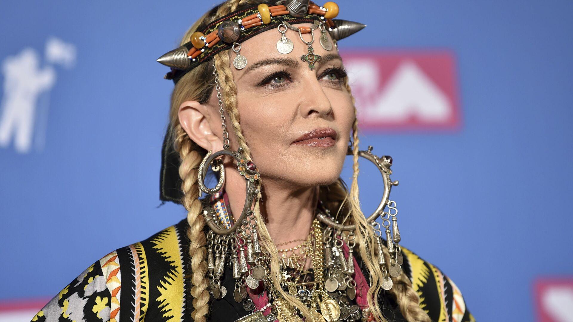 Madonna - Sputnik Italia, 1920, 20.08.2021