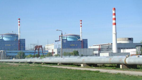 Khmelnitskiy Nuclear Power Plant - Sputnik Italia