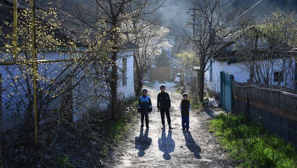 Un villaggio in Crimea. - Sputnik Italia