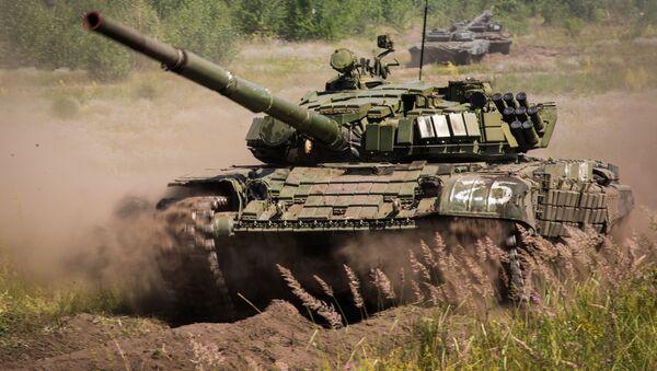 Il carro armato T-72B - Sputnik Italia