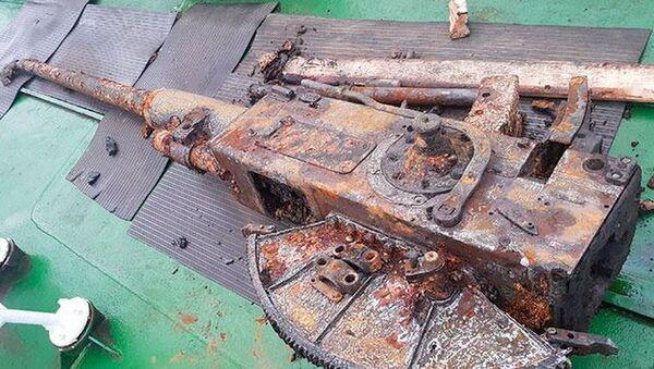 Trovato il relitto di una nave da guerra sovietica sul fondo del Mare di Barents - Sputnik Italia