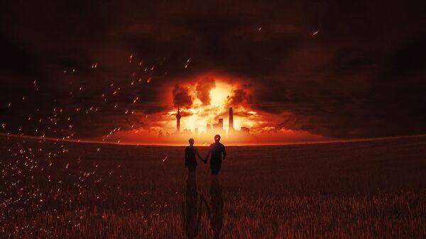 L'apocalisse sulla Terra - Sputnik Italia