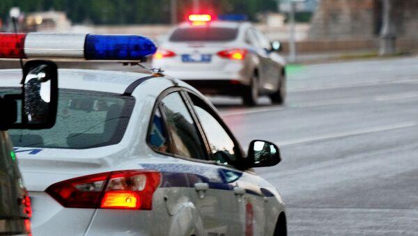 Автомобили полиции - Sputnik Italia