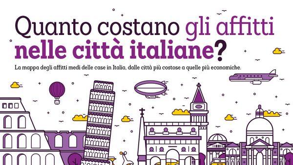 Quanto costano gli affitti nelle città italiane - Sputnik Italia