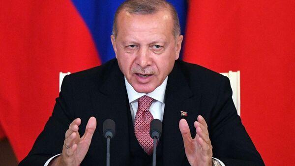 Recep Tayyip Erdogan - Sputnik Italia