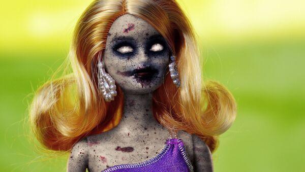 Barbie zombie (zarbie) - Sputnik Italia