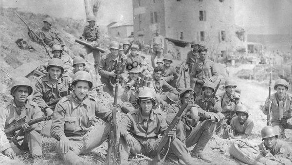 I soldati brasiliani - Sputnik Italia