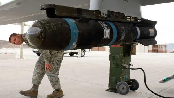Il missile Hellfire americano - Sputnik Italia