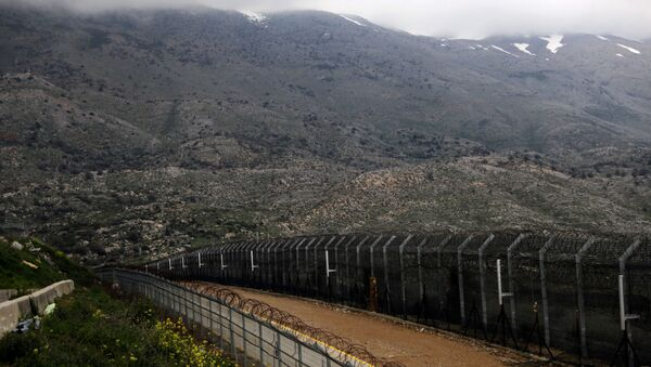 Le alture del Golan - Sputnik Italia